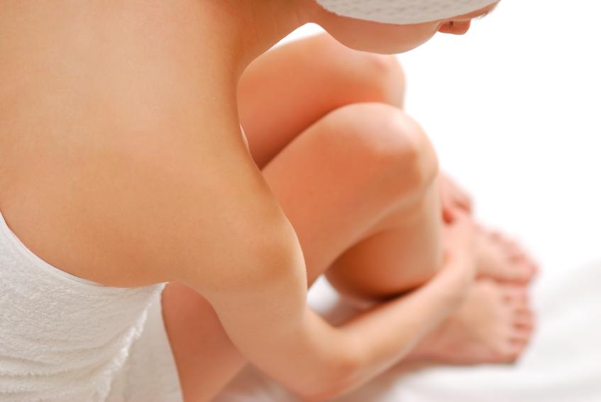 prendre soin de ses pieds au naturel