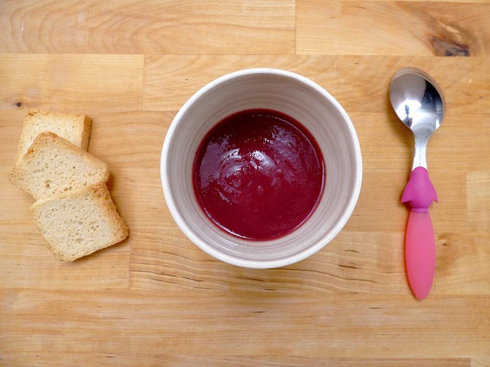 purée de fruits pour bébé bio